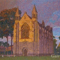 2009, Guildford Grammar Chapel, Available-$3,800, Acrylic on Canvas, 1110x730 mm