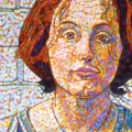 1997 Clare    530x815mm,  Acrylic On Canvas