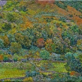 2008, Autumn  1100x700mm  Acrylic On Canvas