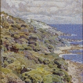 1993, Cape Naturaliste, Private Collection,   755x1140mm  Acrylic On Canvas
