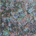 2000, Tapestry, Private Collection,  770x880mm,  Acrylic On Canvas