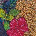 2003, Hibiscus  300x210ml  Acrylic On Canvas